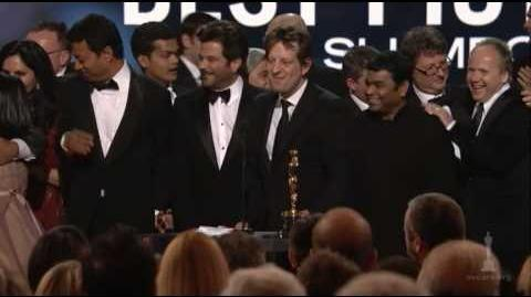 Slumdog Millionaire Wins Best Picture 2009 Oscars