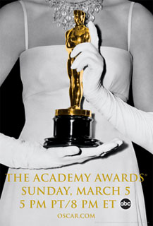 78th Academy Awards ceremony poster
