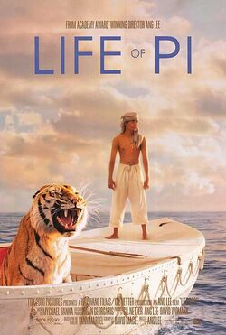 Life of Pi-poster