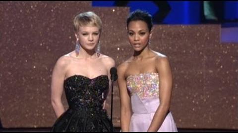Carey Mulligan and Zoe Saldana present Short Film Oscars®
