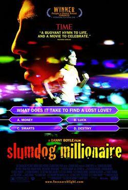 Slumdog Millionaire-poster