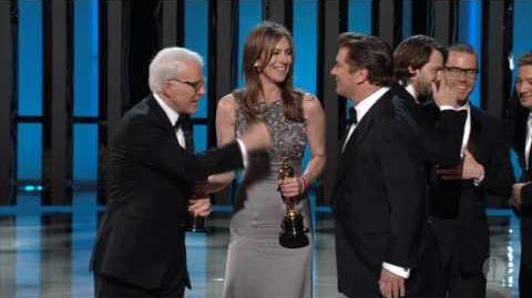 """The Hurt Locker"" winning Best Picture"
