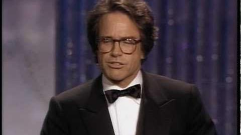 Warren Beatty Wins Best Directing 1982 Oscars