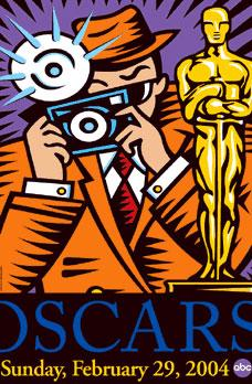 76th Academy Awards Poster