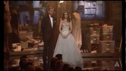 The Duchess Wins Costume Design 2009 Oscars