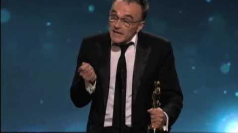 Danny Boyle Wins Best Director 2009 Oscars