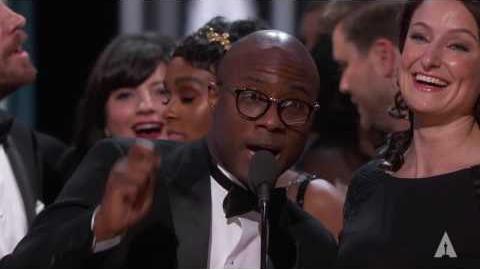 """Moonlight"" Wins Best Picture"