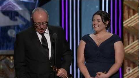 """The Shore"" winning Best Live Action Short"