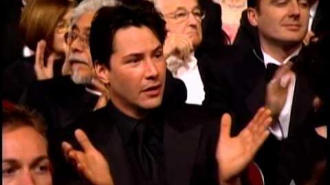 The Matrix Wins Best Sound 2000 Oscars