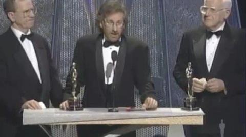 """""""Schindler's List"""" winning Best Picture"""