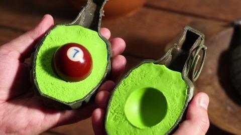 "SHORT stories - ""Fresh Guacamole"" - PES"