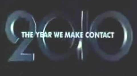 2010 The Year We Make Contact - Trailer