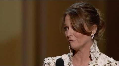 Melissa Leo winning Best Supporting Actress
