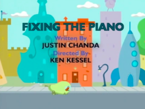 Fixing the Piano