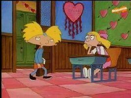 Hey Arnold Valentines Day