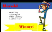 Harold Wins