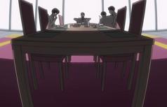 The ootori boys eating