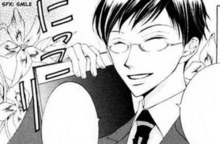 Kyoya asking haruhi if she have a passport - chapter 1