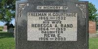 Rebecca A. Rand Courtnage