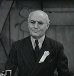 Mayor John Dilson