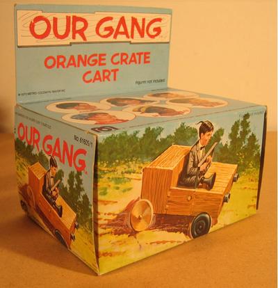 Cart box