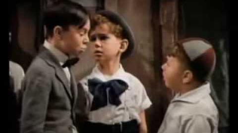 Little Rascals - Came the Brawn (1938) - Color