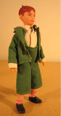 Alfalfa doll