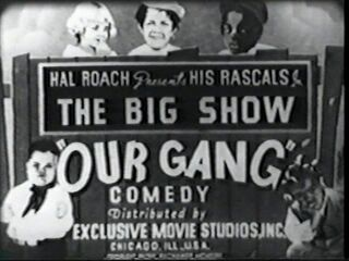 The Big Show 1923