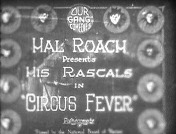 Circus fever tc