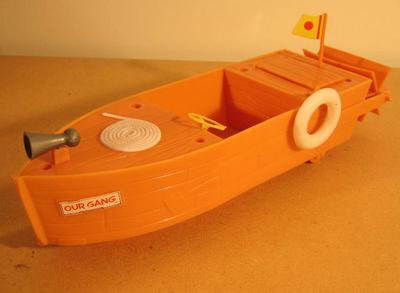 Gang boat