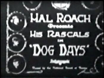 Dog days tc