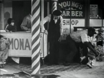 Young's Barber Shop