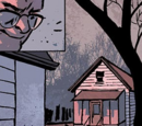 Reverend Anderson's house (comics)