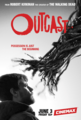 Outcast season 1 poster - Kyle faces a demon.png