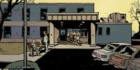 Rome Hospital (comics)