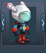 Armor - Booster Helmet