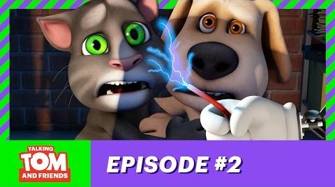 Talking Tom and Friends - Friendly Customer Service (Episode 2)