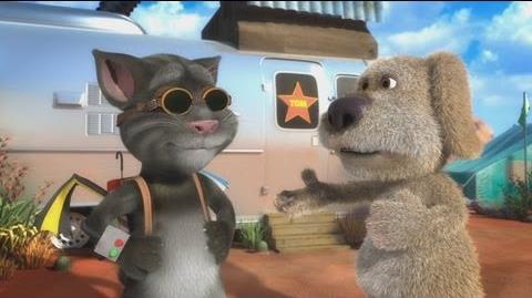 Talking Friends - Talking Friends Ep3 Jet Pack Cat - by Disney