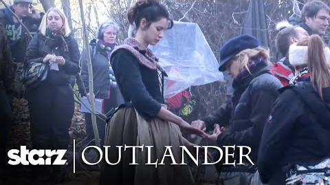 Outlander A Day in the Life of Cait STARZ