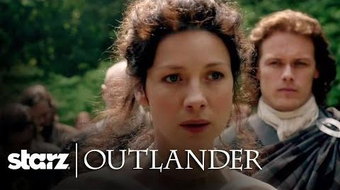 Outlander Claire - The Story Continues STARZ