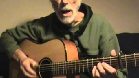 The Great Silkie - trad. arrangement by Dave Burland (12-string cover)