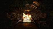 Hospital - Crematorium - Broken Furnace