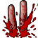 Outlast Emoticon fingers