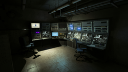 Control Console in Prison Chapter