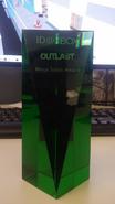 Outlast Mega Sales Award