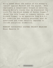 Project Walrider Status for Billy Hope 2-2