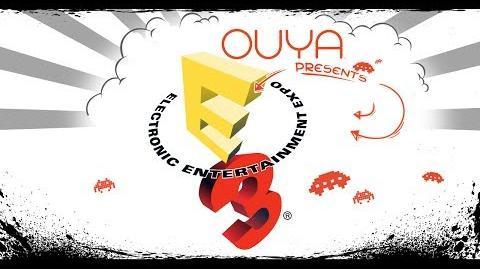 OUYA PRESENTS E3