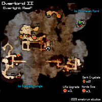Everlight Reef Map