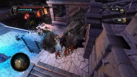 Overlord II Final Boss Ending