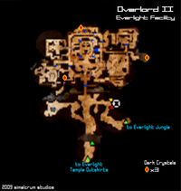 Everlight Facility Map